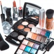 set of cosmetic makeup products — Stock Photo #9046281