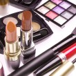 Set of cosmetic makeup products — Stock Photo #9046831