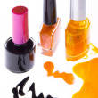 Nail polish — Stock Photo #9047420