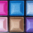 Colorful eyeshadows — Stock Photo #9048020