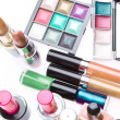 Set of cosmetic products — Stock Photo #9048205