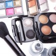 Set of cosmetic makeup products — Stock Photo #9048975