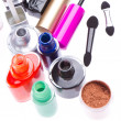 Cosmetic makeup products — Foto Stock
