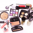 Set of cosmetic makeup products — Stock Photo #9049217