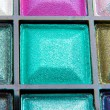 Colorful eyeshadows — Stock Photo #9049856