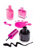 Nail polish — Foto de Stock