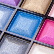 Colorful eyeshadows — Stock Photo #9050103