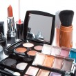 Set of cosmetic makeup products — Stock Photo #9050361