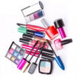 Set of cosmetic products — Stock Photo #9050390