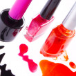 Nail polish — Stock Photo #9050450