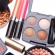 Kosmetik Make-up Produkte — Lizenzfreies Foto