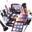 set of cosmetic makeup products — Stock Photo #9052836