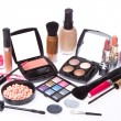 Set of cosmetic makeup products — Stock Photo #9053146