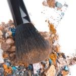 Crushed eyeshadows — Stock Photo #9055139