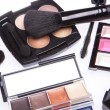 set of cosmetic makeup products — Stock Photo #9055453