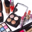 set of cosmetic makeup products — Stock Photo #9055934