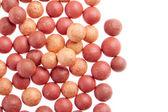 Bronzing pearls — Stock Photo