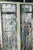 Netwerk centrum concept — Stockfoto