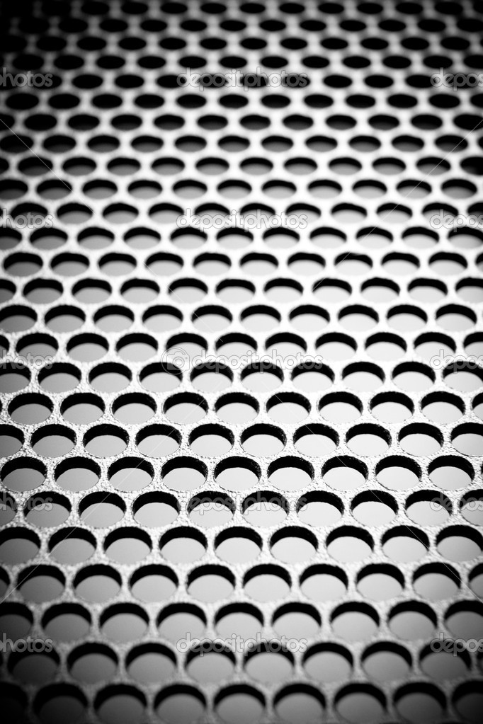 Abstract metal grid background — Stock Photo #9343235