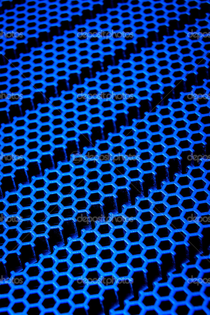Abstract metal grid background — Stock Photo #9464075