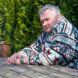 Portrait of elderly man — Lizenzfreies Foto