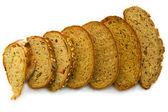 Assortment of baked bread — Zdjęcie stockowe