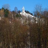 Three Crosses monument in Vilnius — Stock Photo