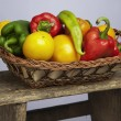 Organic vegetables — Stock Photo #8338598