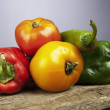 Organic vegetables — Stock Photo #8338611