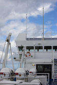 Trajekt, baltské moře — Stock fotografie