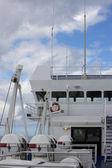 Ferry, Baltic Sea — Stock Photo