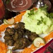 Indian Curry Meal Food - Foto Stock