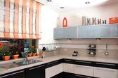 Modern mutfak — Stok fotoğraf