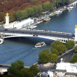 Paris: Looking Down from On High — Stock Photo