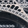 Eiffel Tower frame - Stock Photo