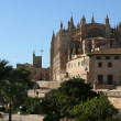 Cathedral of Palma - Stock Photo