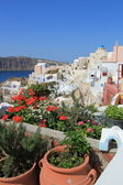 Oia, Santorini, Greece — Stock Photo