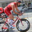 Stock Photo: International Triathlon 2011, Geneva, Switzerland