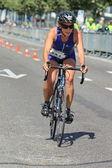 Internationale triathlon 2011, genève, zwitserland — Stockfoto
