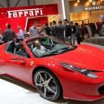 Постер, плакат: Ferrari 458 Italia Spider