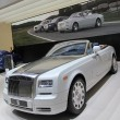 Stock Photo: Rolls Royce Phantom serie 2
