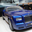 Stock Photo: Rolls Royce Phantom serie 2 coupe