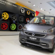 Stock Photo: Smart Brabus