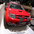 Polar Hilux — Stock Photo #9696768