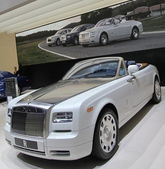 Rolls Royce Phantom serie 2 — Stock Photo