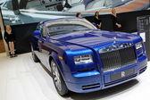 Rolls royce phantom serie 2 coupe — Zdjęcie stockowe