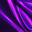 Royalty-Free Stock Photo: Purple silk