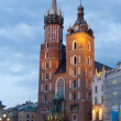 Krakow city in Poland, Europe — Stock Photo #10575640
