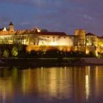 Krakow city in Poland, Europe — Stock Photo #10575673