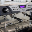 Professional coffee machine — Stock Photo #10576647